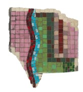 Eduardo Paolozzi, fragment of mosaic from Tottenham Court Road, underground station, 1984