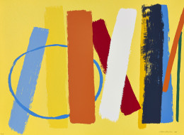 Wilhelmina Barns-Graham, Summer (Yellow), 1999. Gift of the Barns-Graham Charitable Trust 2013.  Scottish National Gallery of Modern Art